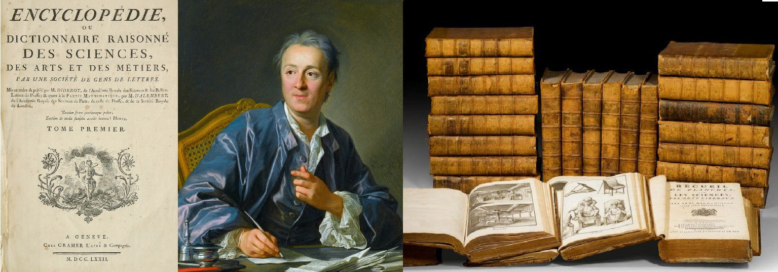 Diderot and Encyclopedie
