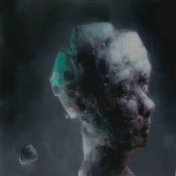 Body Temperature of the Soulportrait 2 by Chen Jianfeng