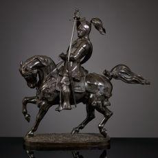 Equestrian Statue of Emanuel Philibert de Savoye