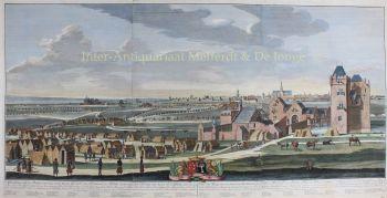 Siege of Haarlem  by  Hendrik Spilman