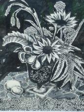 'Bloemstilleven' by Charles Eyck
