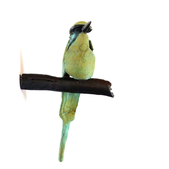 bee-eater for wall by Jozephine Wortelboer