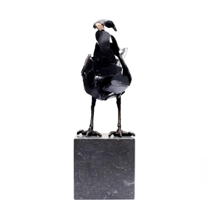 Blackbird by Jozephine Wortelboer