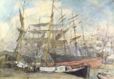 Harbourview (The docks of London)
