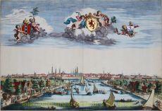 Amsterdam buitenAmstel, A.Scheevenhuysen by Scheevenhuysen, A.