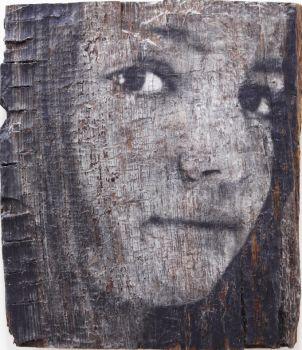 Gazed within by Marieke Peters
