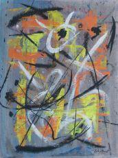 """""""Baanbrekend gebaar"""" by Willy Boers"""