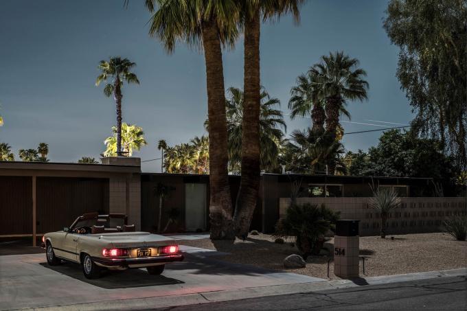 Breezebrick Roadster - Midnight Modern by Tom Blachford