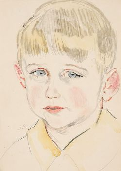 Portrait of Rob by Jan Sluijters