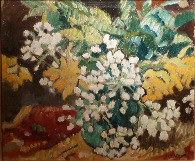 Flower Still Life by Louis Valtat