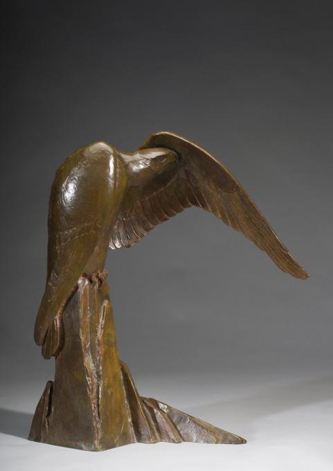 Eagle by André Vincent Becquerel