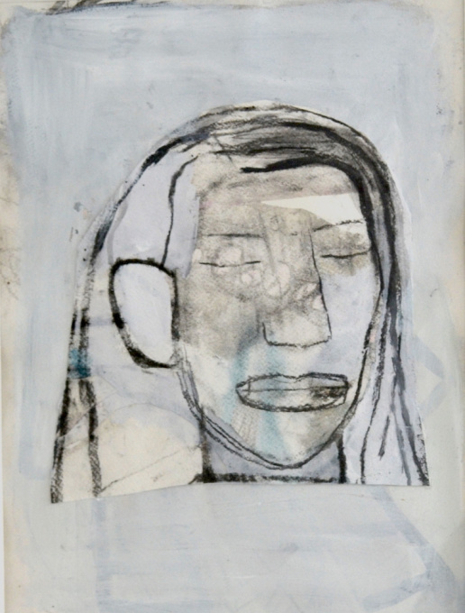 Gesloten Kop by Christina de Vos