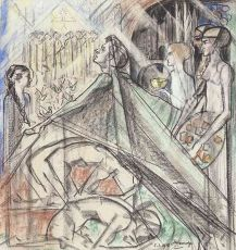 Evolution by Jan Toorop