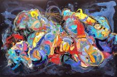 'Lovers' by Bregje Horsten