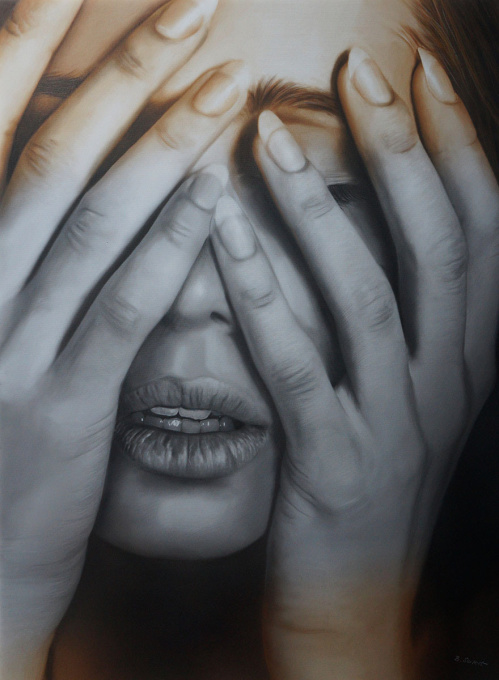 Pain, A farewell to my Mother by Brita Seifert