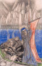 De levensreis van de kunstenaar by Jan Toorop