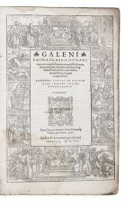 Galen's works on the anatomy of the human body, known in the Western World through Arabic translatio