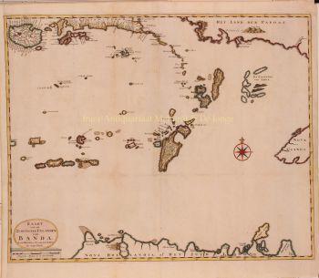 Moluccas, Banda Islands, Australia  by  Francois Valentijn