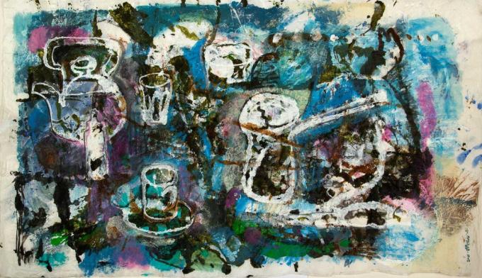Untitled 5 by Fadi Yazigi