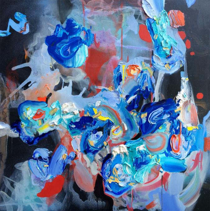 'I promised you a rose garden' by Bregje Horsten