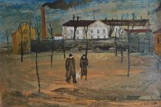 'Caserne' by Charles Eyck