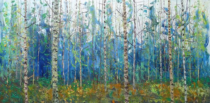 LW Indian summer by Gertjan Scholte-Albers