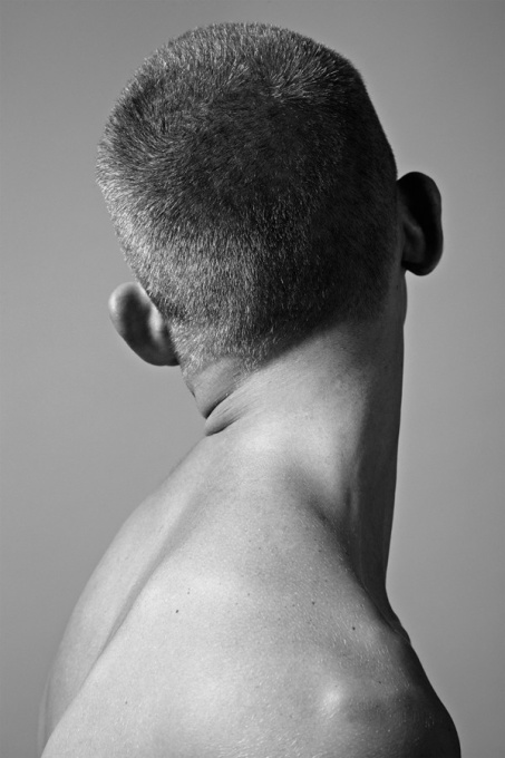 Neck XIV by Brigitte Vincken
