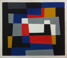 Composition '57 by Siep van den Berg