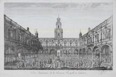 Picture of London royal exchange by Unknown Artist