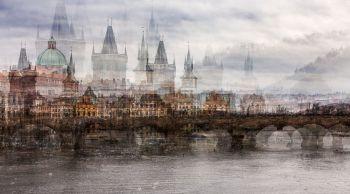 Prague; City of a Hundred Spires by Jack Marijnissen