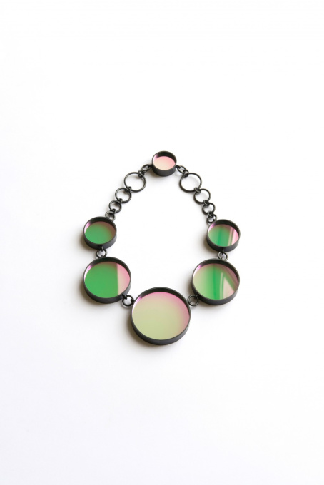 Necklace  'Bi' by Jiro Kamata