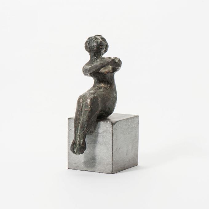 'Declamatrice' by Gène Eggen