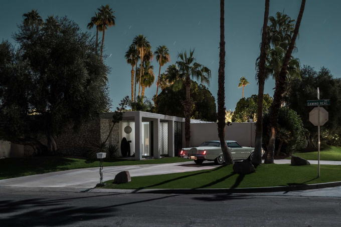 Camino Real - Midnight Modern by Tom Blachford