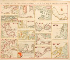 Ports and Harbors of North and South America and the West Indies