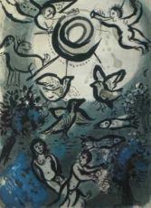 Creation by Marc Chagall