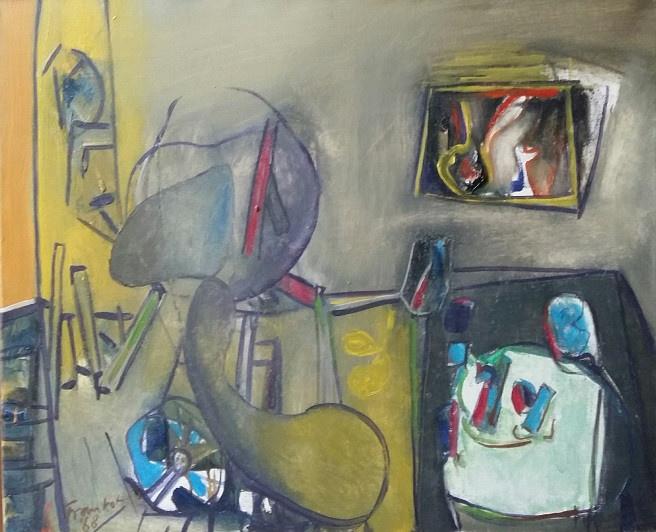 (Interieur by Roelof Frankot