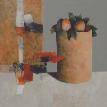 Compositione con Frutti by Marcello Malandugno