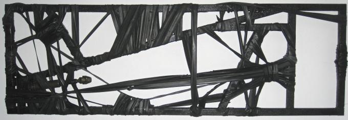 'albero motore' (shaft drive) by Fabrizio Romano Battistoni