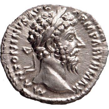 AR Denarius Marcus Aurelius (161-180) by Unknown Artist
