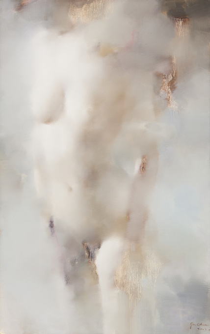 Nude-4 by Lin Jin Chun