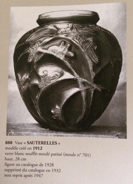 Lalique, René (1860-1945) by René Lalique