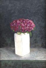 Sweet william in Kamerlingh Onnes vase