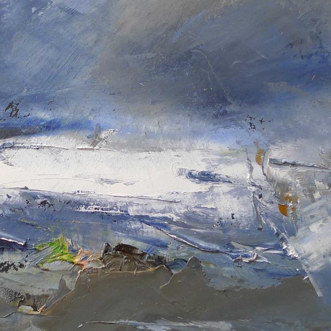 Regen en Wind by Ian Rawnsley