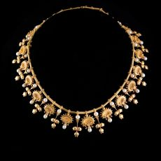 Fontenay necklace by Eugene Fontenay