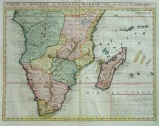 Southern Africa  by  Chatelain