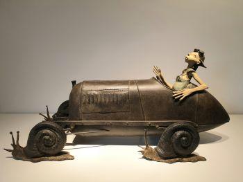 Es Car Go by Dirk de Keyzer