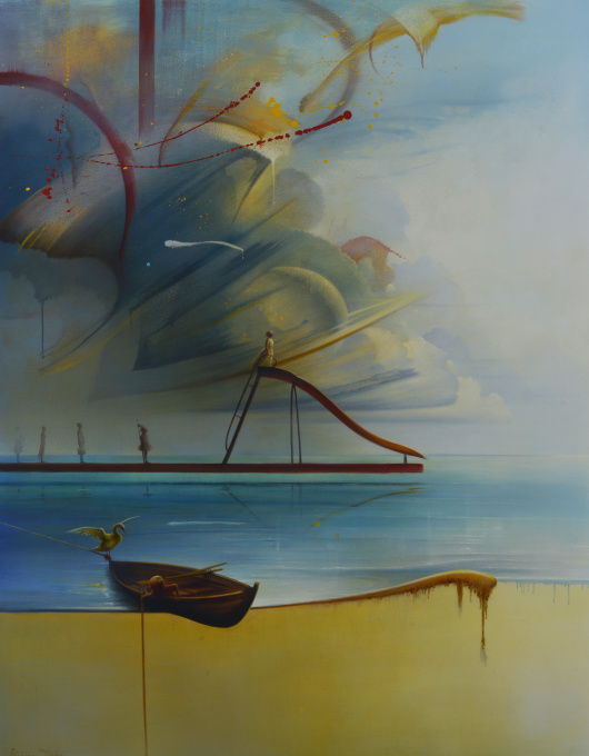 Return to the Water of Life  by Peter van Straten