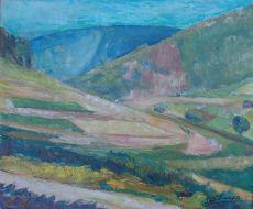 Landscape  by Douwe van der Zweep