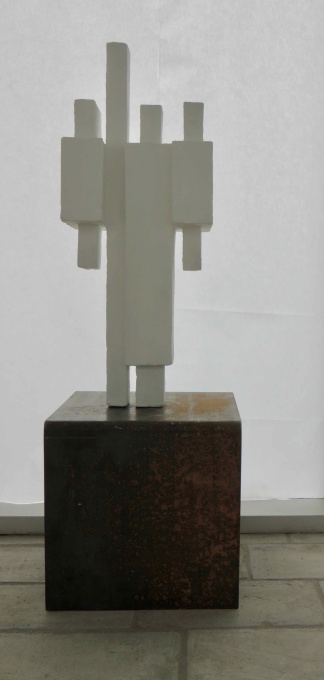 Statuette by Henk Zweerus