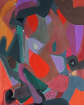 Abstraction by Miette Emilie Braive